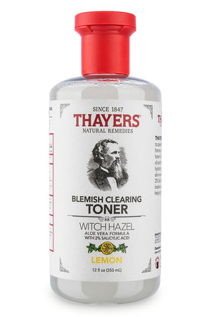 WITCH HAZEL BLEMISH CLEARING TONER 355M LEMON