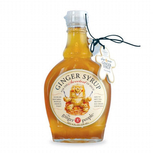 GINGER SIROP BIO 237ML PEOPLE