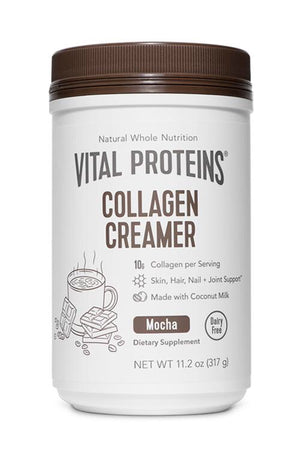 COLLAGEN CREAMER MOCHA 317g new