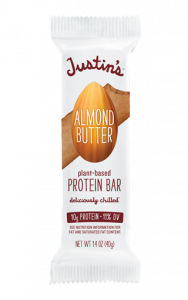 BAR JUSTIN 40G ALMOND BUTTER