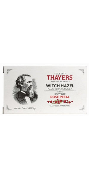 SAVON WITCH HAZEL 142G ROSE PETAL