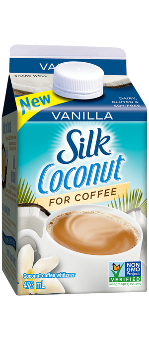 LAIT COCONUT 473M FOR COFFEE VAINILLA