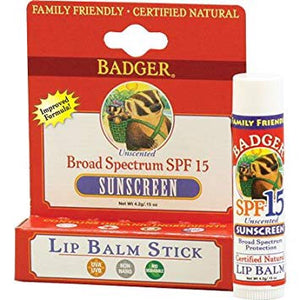 LIP BALM SUNSCREEN SPF15