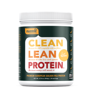 CLEAN LEAN PROTEIN PLANT BASED 500G JUST NATURAL