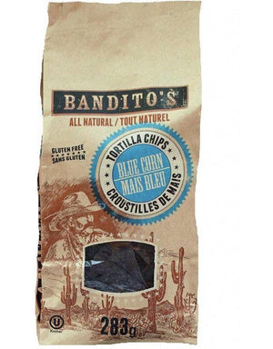 TORTILLA 312G BLUE BANDITOS