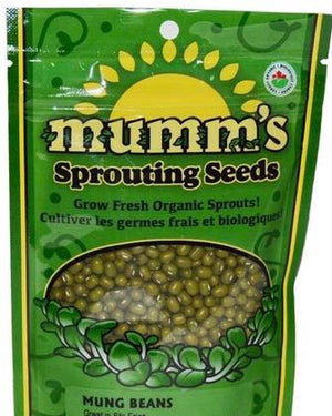 SPROUTING 250G FEVES MUNG M