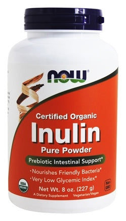 INULIN 227G NOW