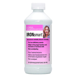 IRON SMART 250ML LORNA