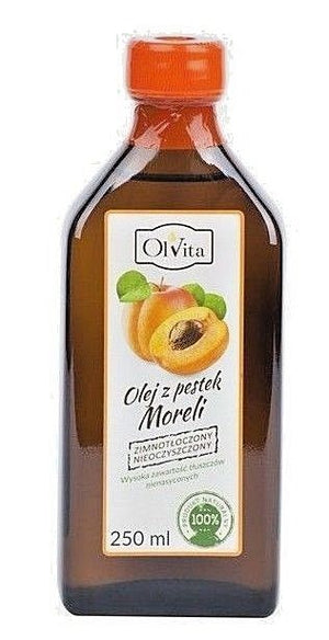 APRICOT KERNEL 100ml OIL OLVITA