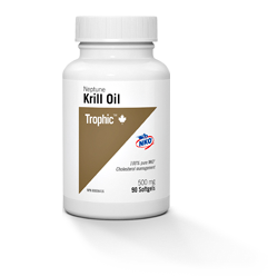 KRILL OIL 90CAP TROPHIC (only special order)