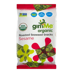 SEAWEED ROASTED 20G SESAME
