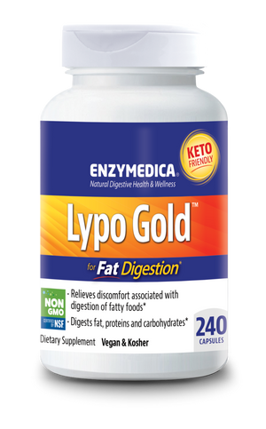 LIPID OPTIMIZED 60 CAP LYPO GOLD (New labelling)