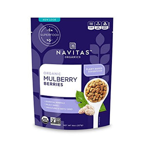 MULBERRY DRIED 227G NAVITAS