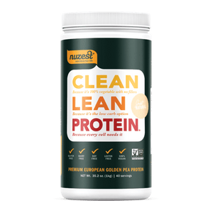 CLEAN LEAN PROTEIN PLANT BASED 1KG JUST NATURAL