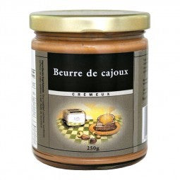 BEURRE 250G ACAJOU SMOOTH