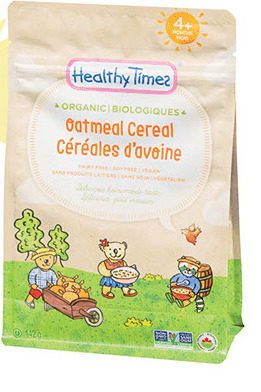 CEREAL 142G AVOINE BABY BIO