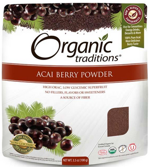 ACAI BERRY POWDER 100G ORG.T