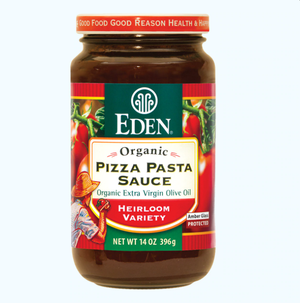 SAUCE PIZZA 398ML EDEN