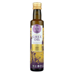 GHEE 4TH 250ML OIL GARLIC