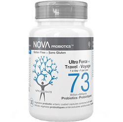 PROBIOTIC 73 BILLION 30C TRAVEL GLUTEN FREE