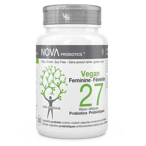 PROBIOTIC 27BILL FEMIN VEGAN