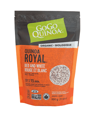 QUINOA 500G BIO BLANC & ROUGE ( white & red)
