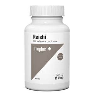 REISHI 100MG 60CAP.TROPHIC