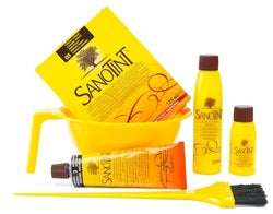 SANOTINT HAIR TINT 100% NATURAL