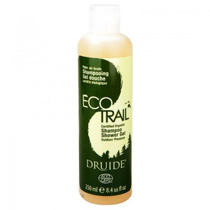 SHAMPOO 250M SHOWER GEL DRU