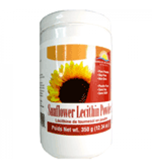 LECITHIN SUNFLOWER POWDER 400G SOURCE OF LIFE