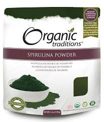 SPIRULINA POWDER 150G
