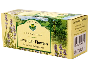 TEA HERB.LAVENDER 25SAC