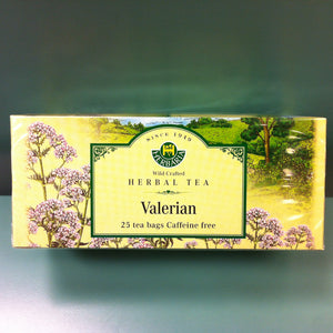 TEA HERB.VALERIAN 25BAG
