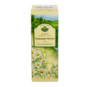 TEA HERB.CAMOMILLE 25SAC