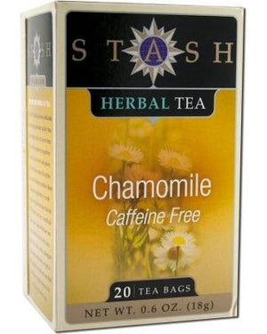 TEA STASH CAMOMILLE S/CA 20S