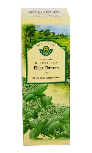 TEA HERB.ELDER FLOW 25