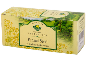 TEA HERB.FENNEL SEED 25S