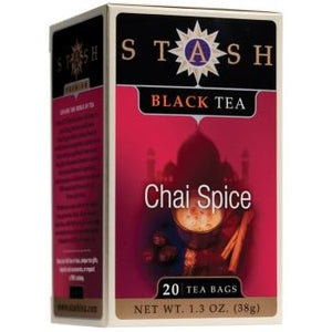 TEA STASH CHAI SPICE 20SAC