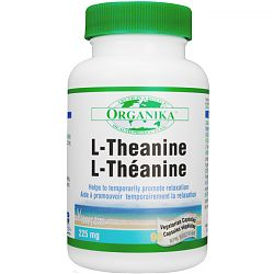 THEANINE 225MG 90VCAP ORGANI