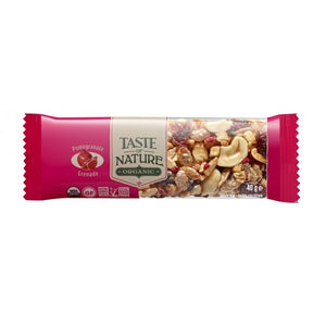 BAR 40G POMEGRANATE