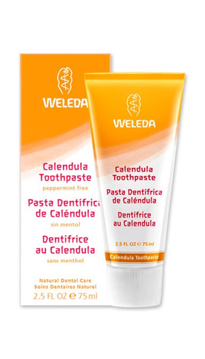 TOOTHPASTE 75M CALENDULA WE