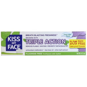 TOOTHPASTE 116G TRIPLE ACTION MINT (PASTE)