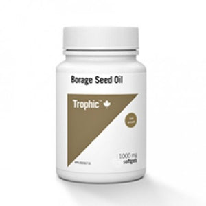 BORAGE OIL 60CAP.TROPHIC