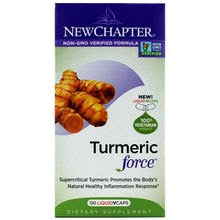 TURMERIC FORCE 400MG 120 CAP