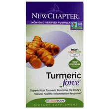 TURMERIC FORCE 400MG 60SOFTG