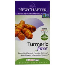 TURMERIC FORCE 400MG 30SOFTG