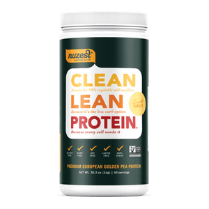 CLEAN LEAN PROTEIN PLANT BASED 1KG VANILLA