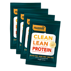 CLEAN LEAN PROTEIN PLANT BASED 25G VANILLA