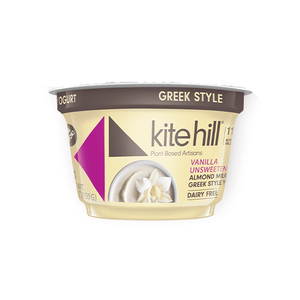YOGURT 150G GREEK VANILLA UNSWEETENED