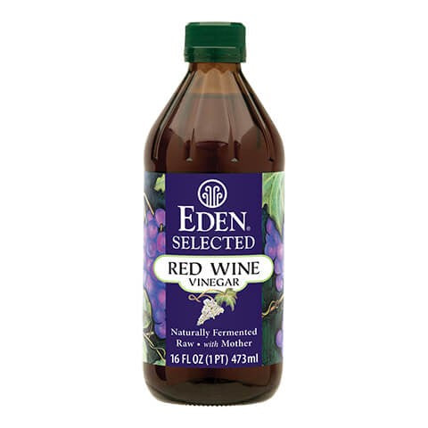 VINAIGRE RED WINE 473ML EDEN
